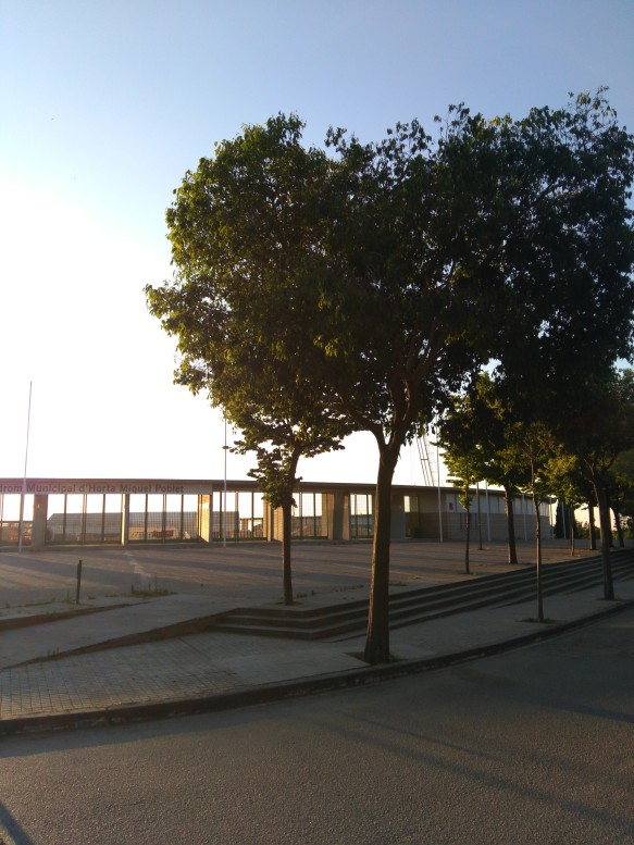 Velódromo de Horta, aprox km 0,3