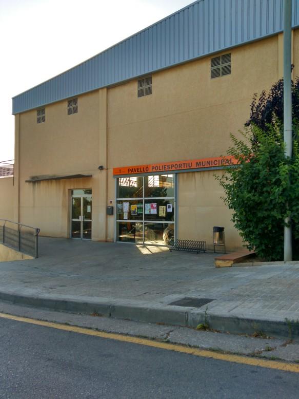 Aprox. km 10,6 Sports Center CEM El Papiol