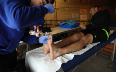 Serveis de podologia i massatge